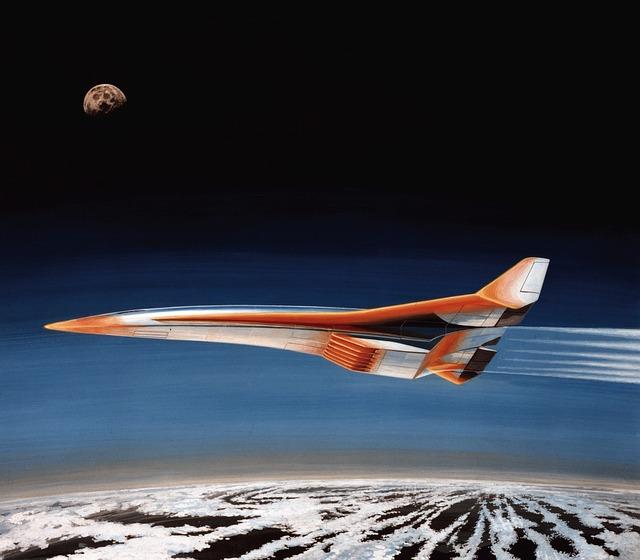 nadzvukový letoun