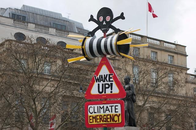 Klimatická stávka