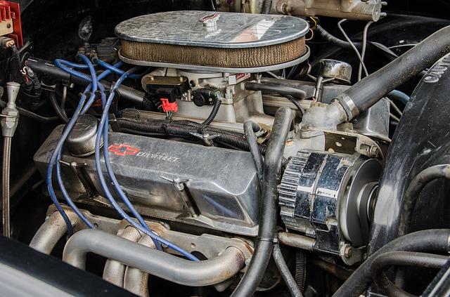 Motor Chevroletu