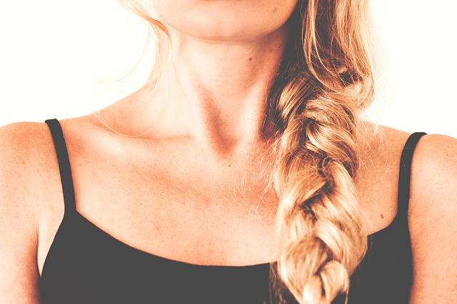 obrázek krku ženy