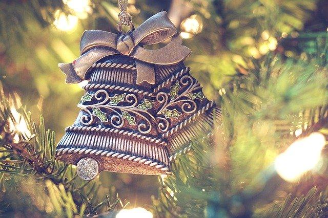 vánoční ozdoba, zvoneček