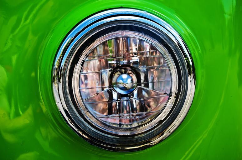 Automobilové světlo